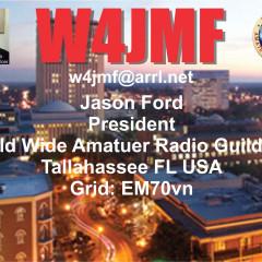 W4JMF QSL CARD