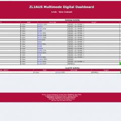 ZL2AUS   Digital Voice Dashboard