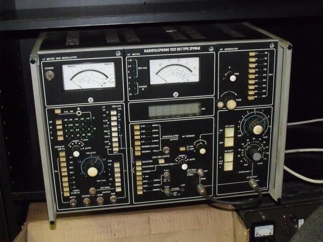 UNITRA UHF Messplatz