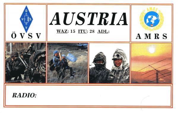 AMRS QSL-Card
